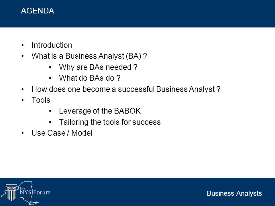 Becoming a Successful Business Analyst - ppt video online download - best of blueprint software for business analyst