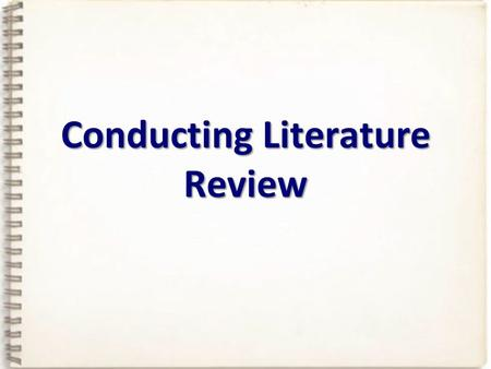 Literature review format for apa Custom Writing at $10