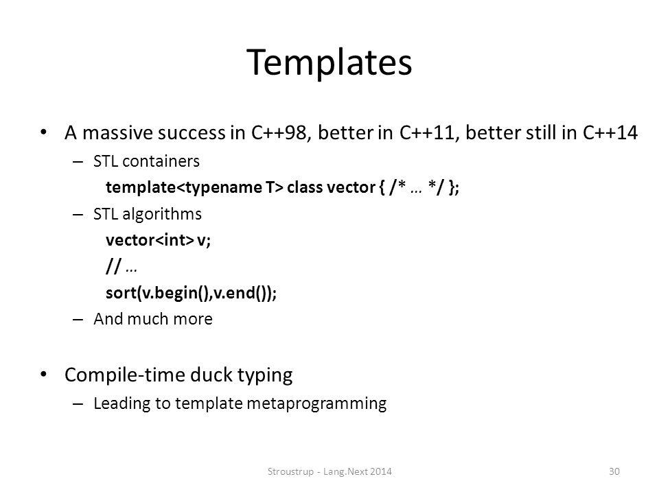 Nice C++ Template Typename Images \u003e\u003e Templates In C Template - template typename