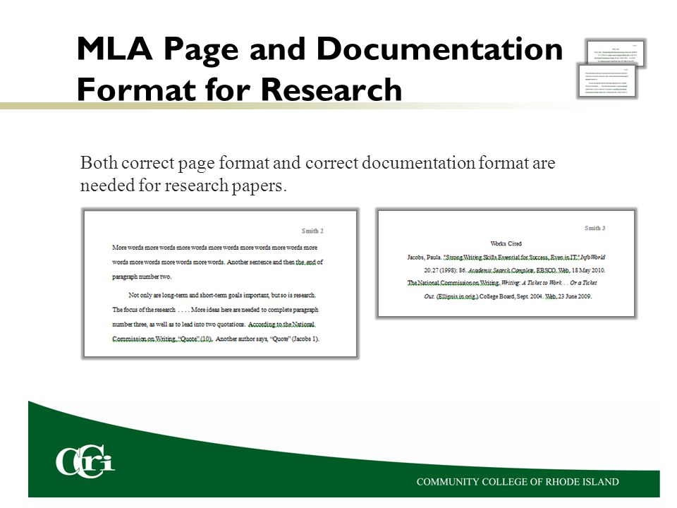 Correct mla format for a research paper Homework Help - sample mla research paper high school