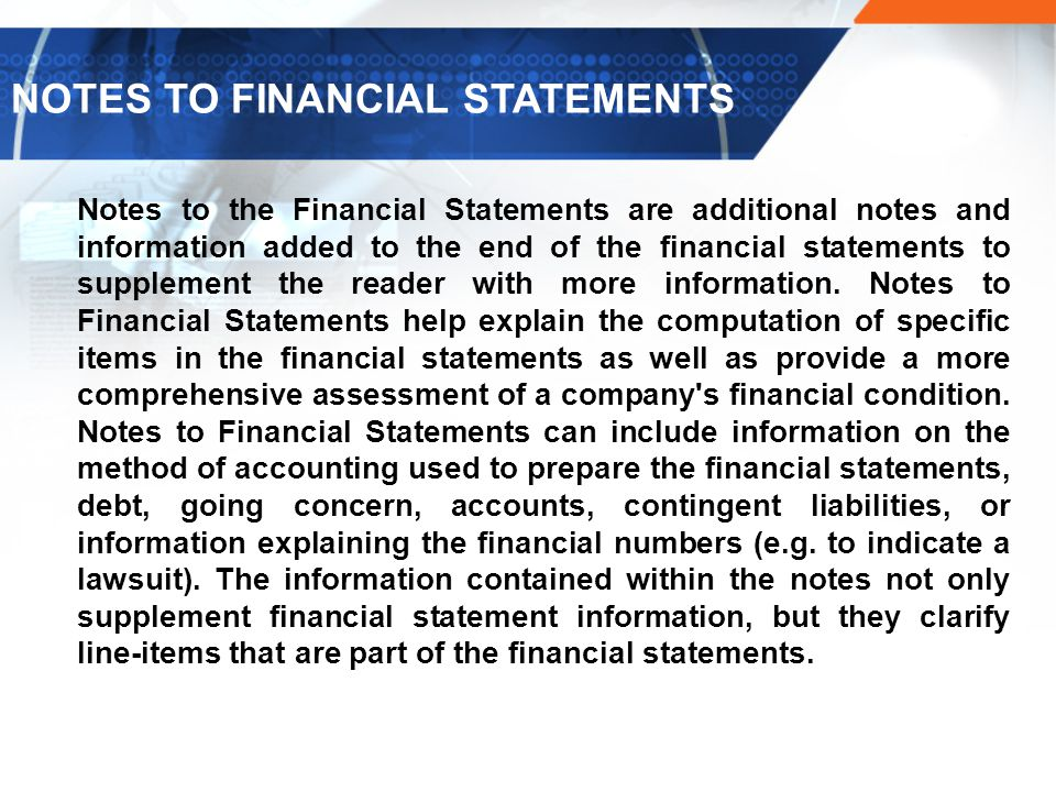FINANCIAL STATEMENTS OF GENERAL INSURANCE COMPANIES - ppt video - financial statements