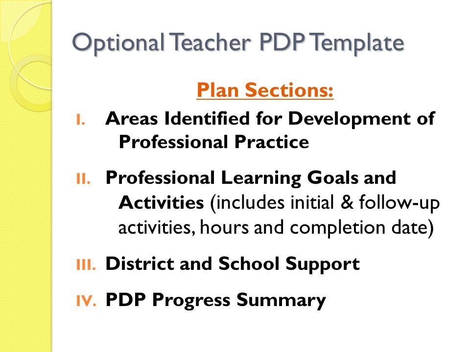 Nice Pdp Template Model - Professional Resume Examples - jikeninfo - pdp templates