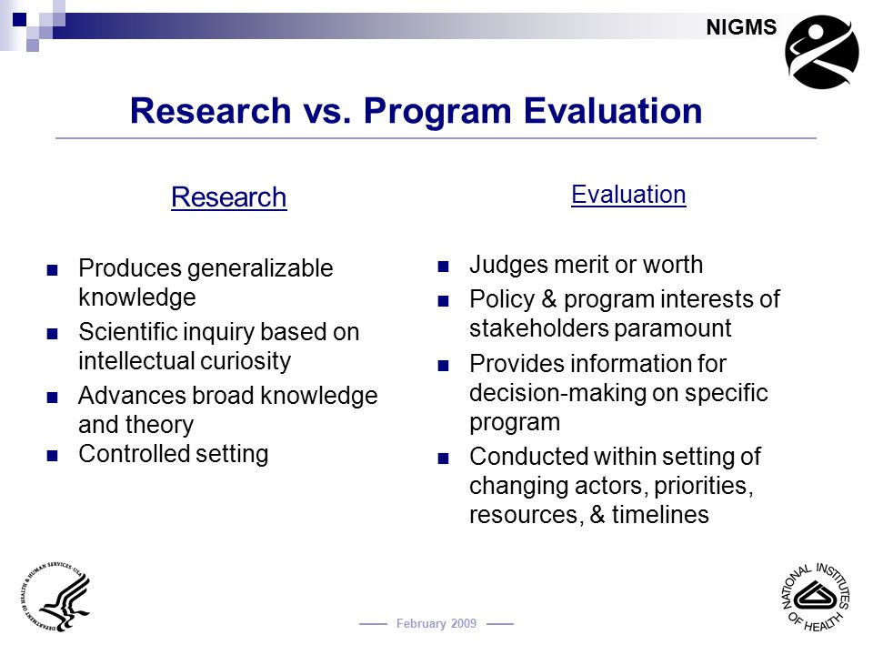 Measuring Value Using Program Evaluation to Understand What\u0027s - Program Evaluation