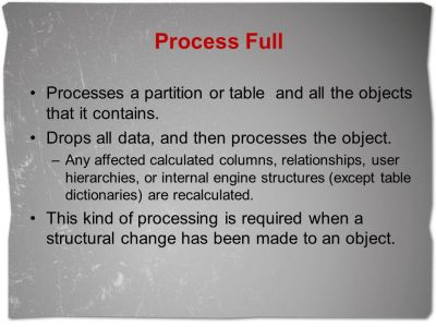 SSAS 2012 Tabular Mode Best Practices - ppt download