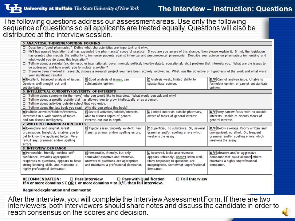 sample interview evaluation comments - Josemulinohouse - Sample Interview Evaluation Comments