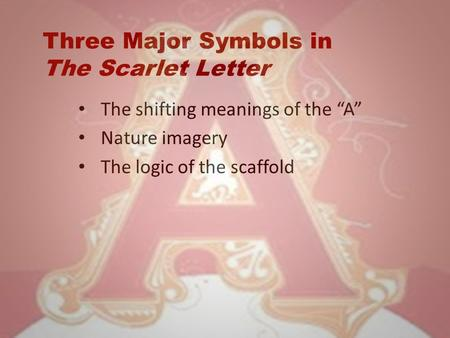 Scarlet letter characterization essay Homework Writing Service