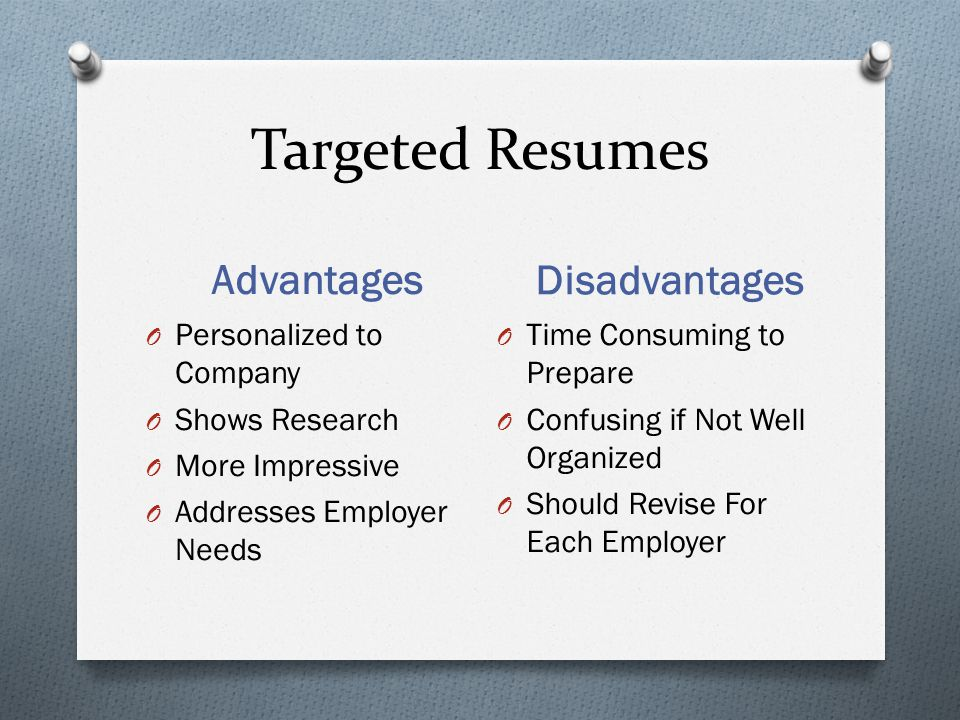 example of summary in resumes