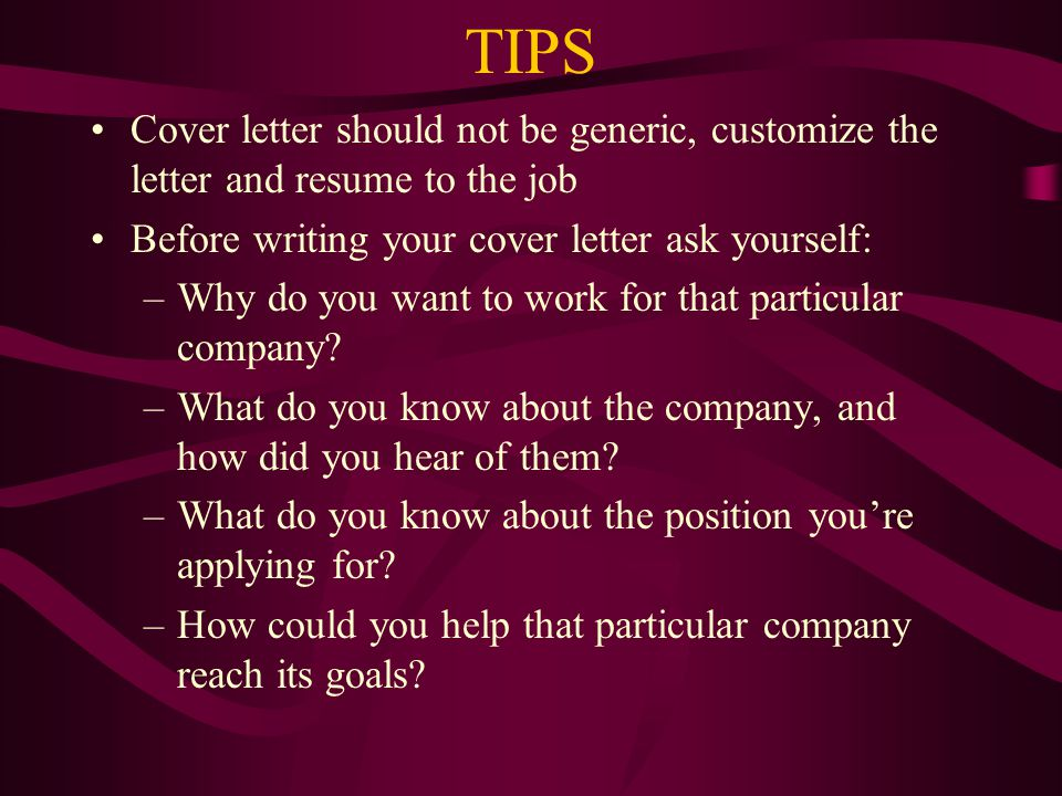 Good Reasons Why You Should Customize Your Cover Letter Best 25 Job Reasons Why  You   Writing