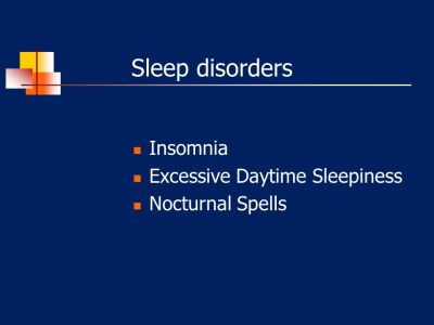 Sleep Disorders Medicine Back to Basics April 9, ppt video online download