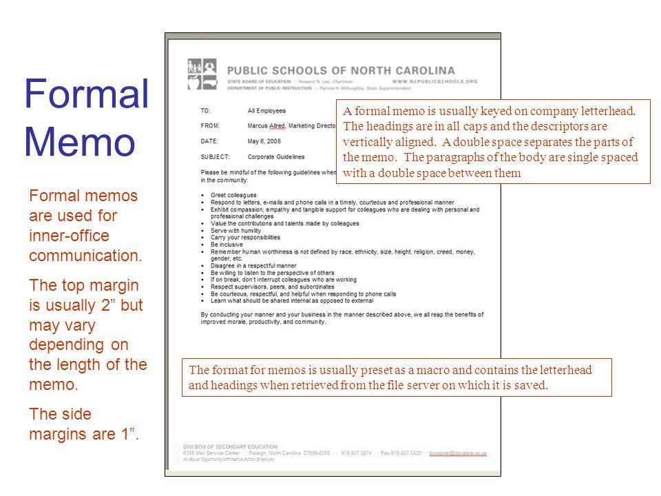 Formal Memo 5+ Memorandum Letter Sample Resumes Great Army Memo - formal memo