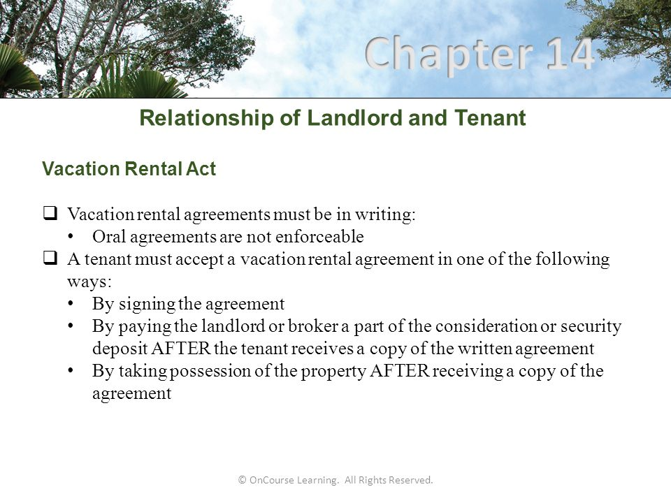 Vacation Rental Agreement Template Vacation Rental Short Term Lease