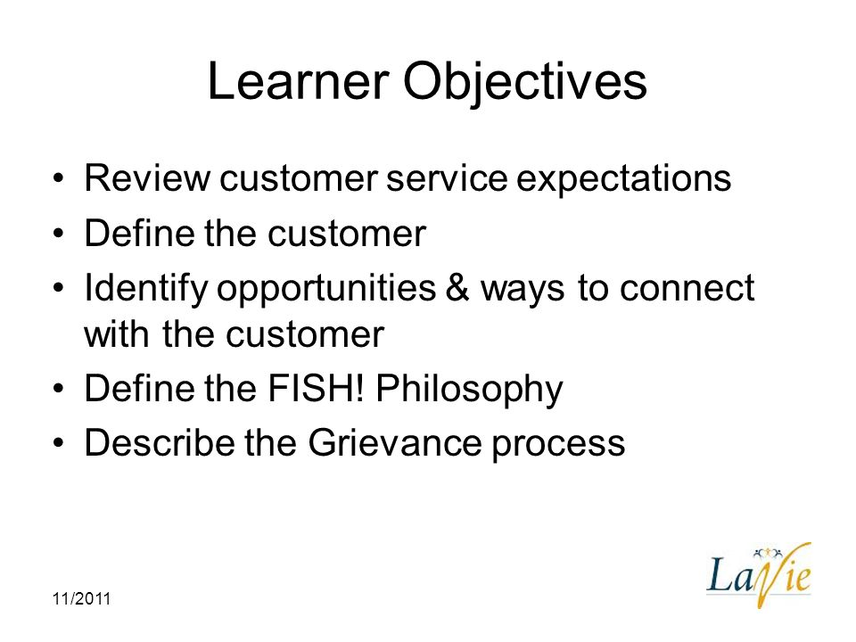 The Customer Connection - ppt download