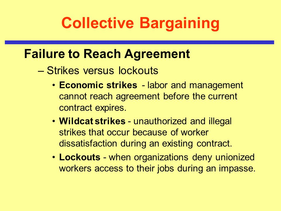 sample collective bargaining agreement - sample collective bargaining agreement