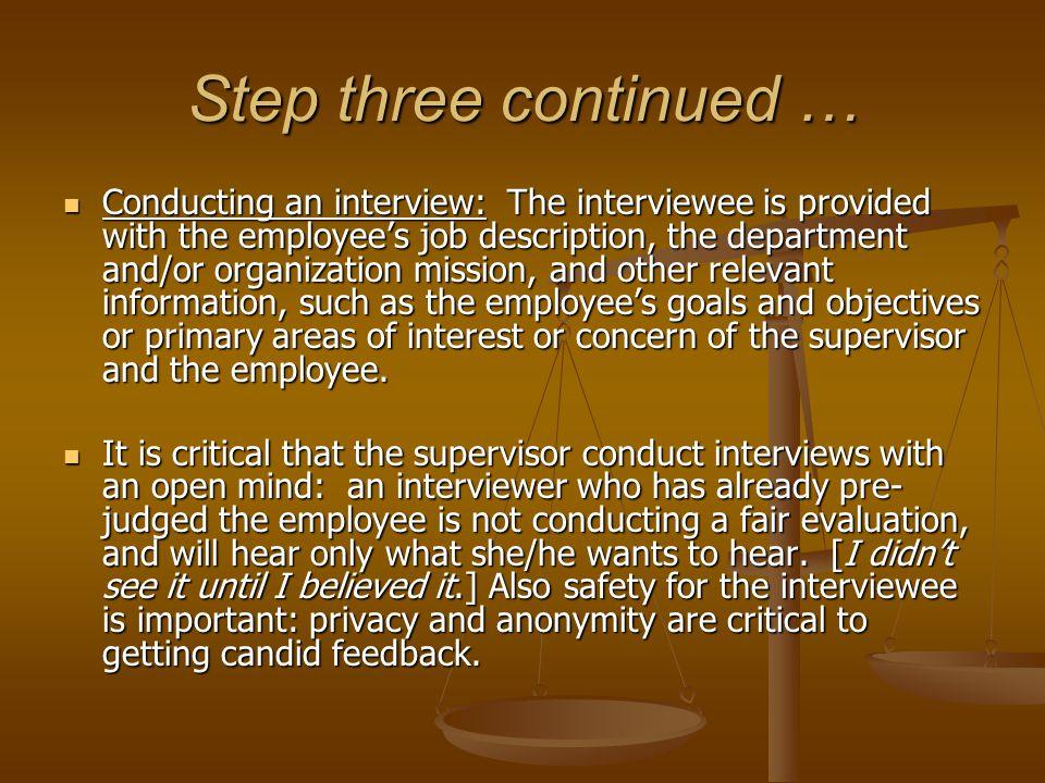 Sue Cypert Associate VP for Human Resources SLU - ppt download - conduct employee evaluations