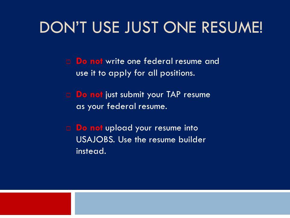 resume not upload