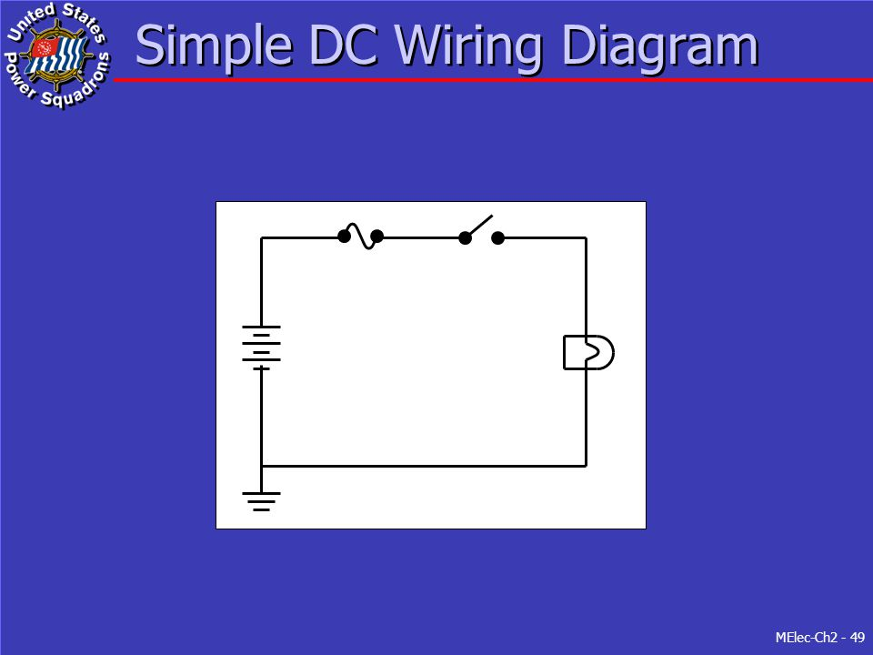 dc light bulb wiring diagram