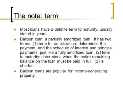 Residential mortgage loans and fund sources - ppt download