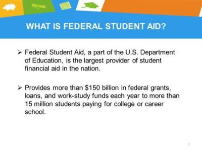 Financial Aid 101 by Daniel Yarritu, Associate Director UTRGV Financial Aid Office. - ppt download