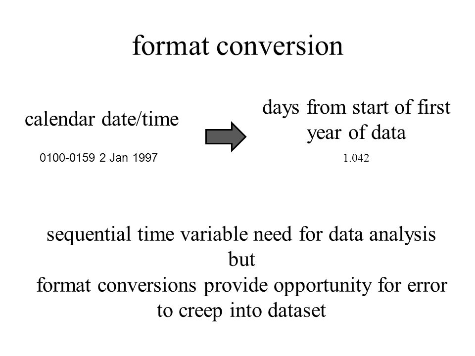 Environmental Data Analysis with MatLab - ppt video online download - data analysis format