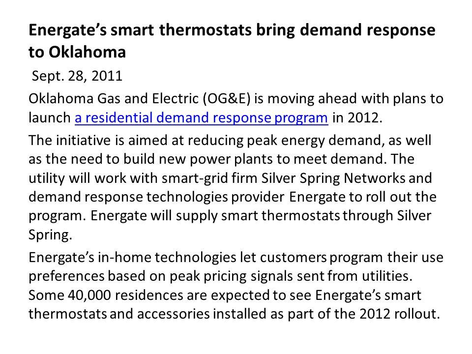 Smart Meters/Smart Grid - ppt download - og and e