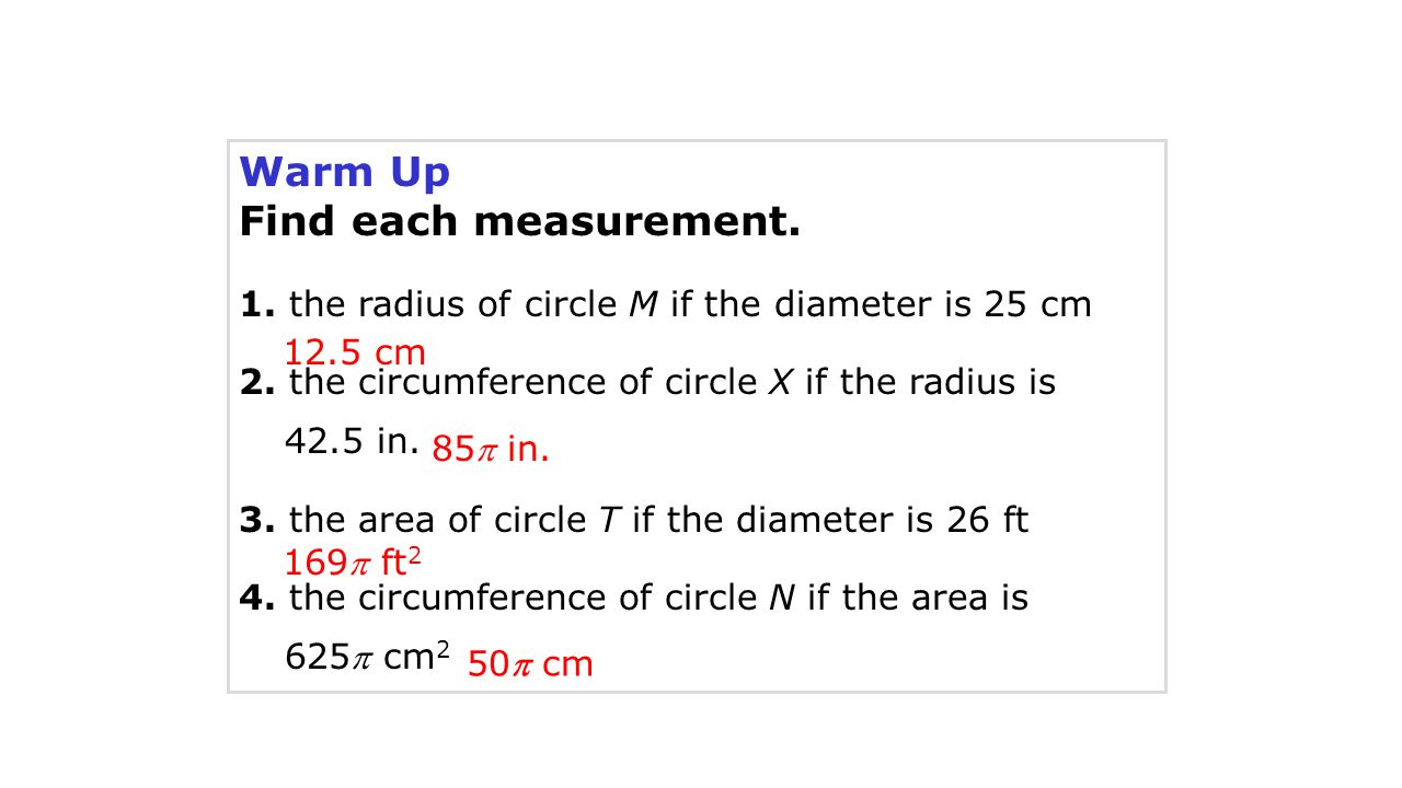 Surface Area To Volume Ratio Study Download Calculate Radius Of Circle From
