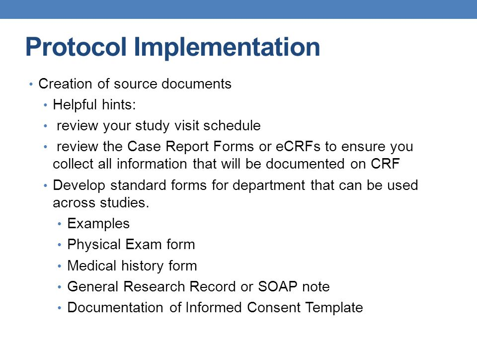 Informed Consent Template For Research - Costumepartyrun