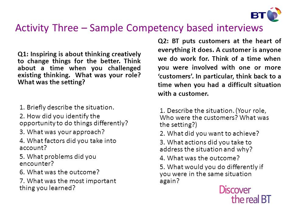 difficult situation examples for interviews cvfreepro