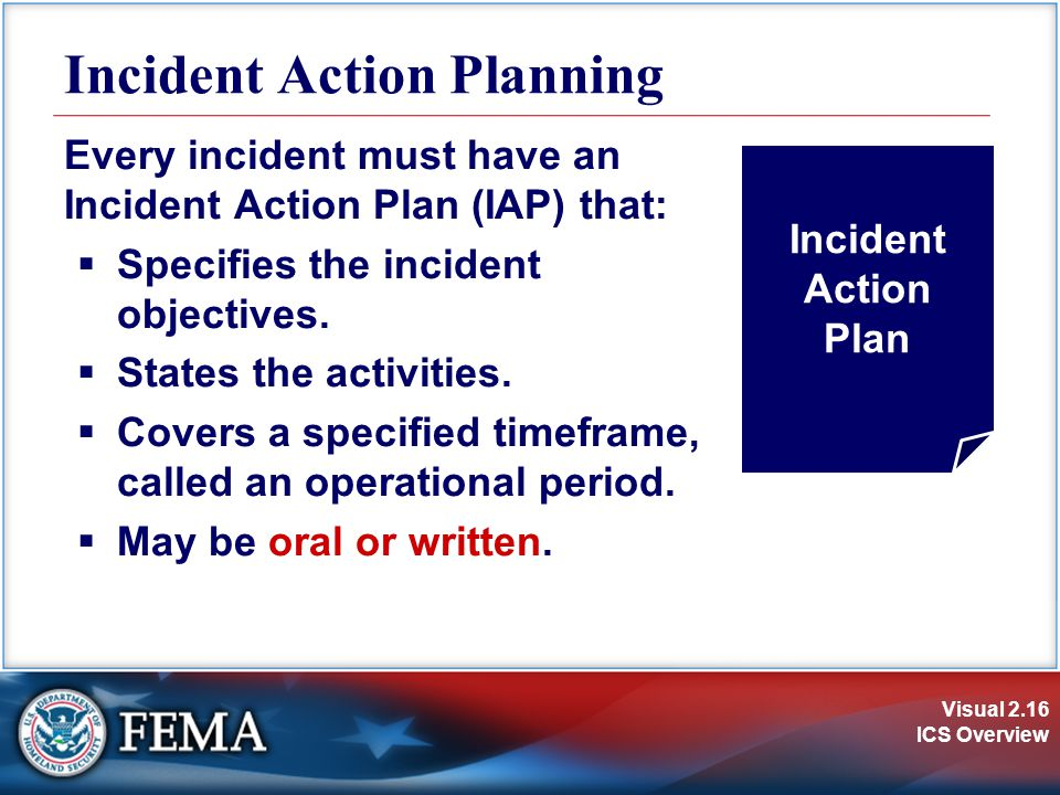 Incident Action Plan National-Cyber-Incident-Response-Plan-27-638 - incident action plan