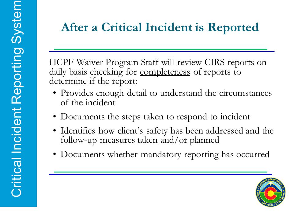 What Is An Daily Incident Reports report form template - eliolera - how to write an incident report