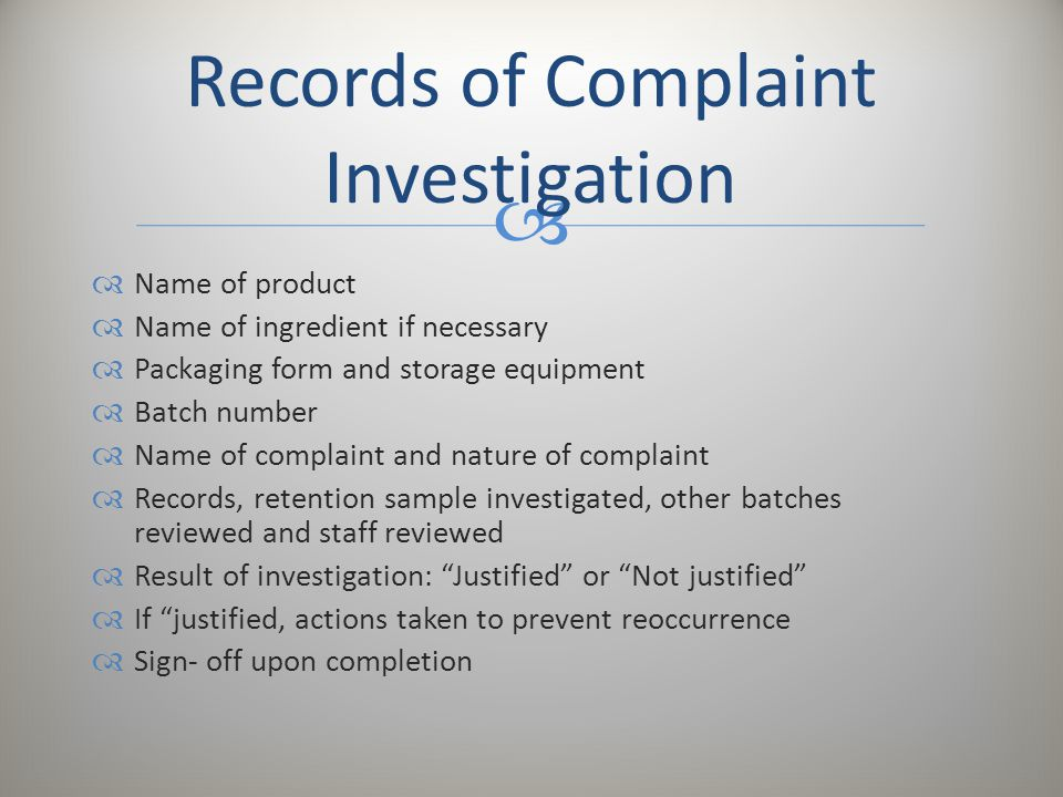 Sample Consumer Complaint Form Consumer Complaint Form District Of