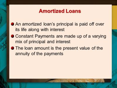 Chapter 6 - Time Value of Money - ppt video online download