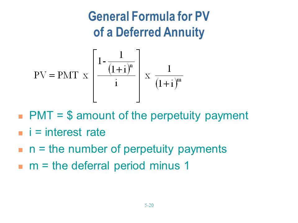 annuity equation - Romeolandinez - annuity equation