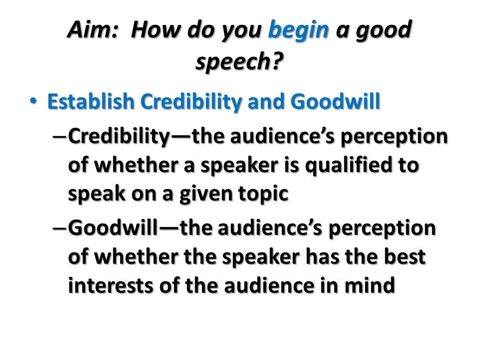 how do i create a speaker