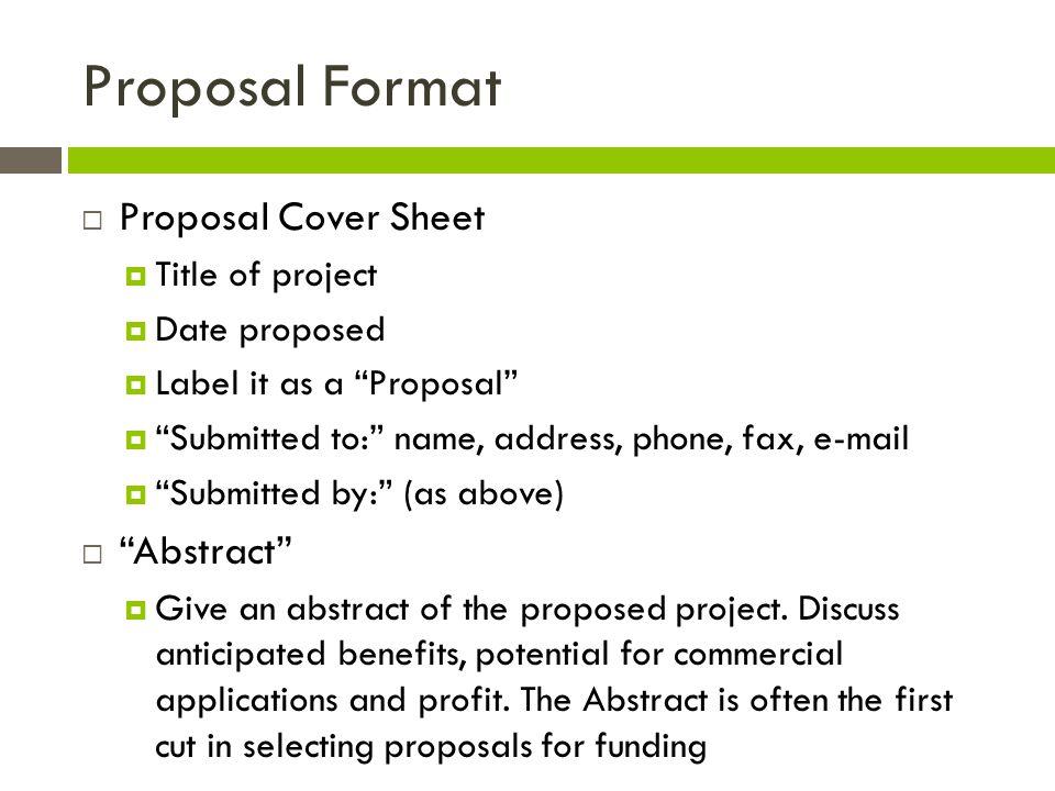 project proposal cover page 3slufsluidsprekers