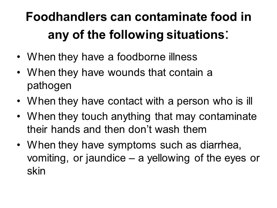 Food Protection Course Answers answers to food handlers test nevada