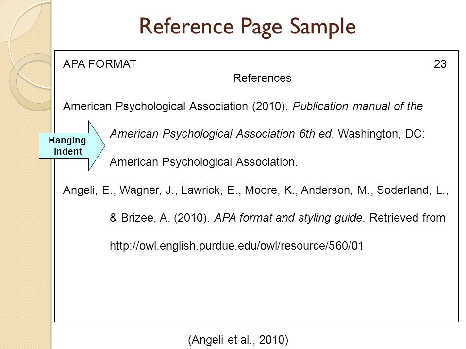 essays in apa format thesis for an analysis essay conventional - Apa References Page Sample
