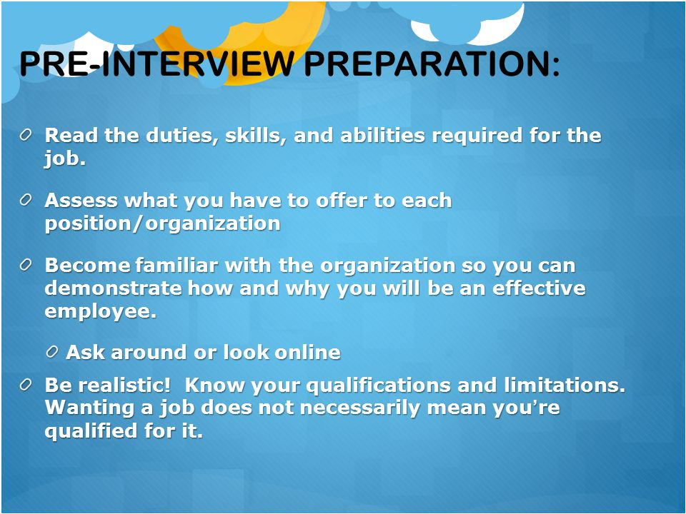 resume preparation tips ppt