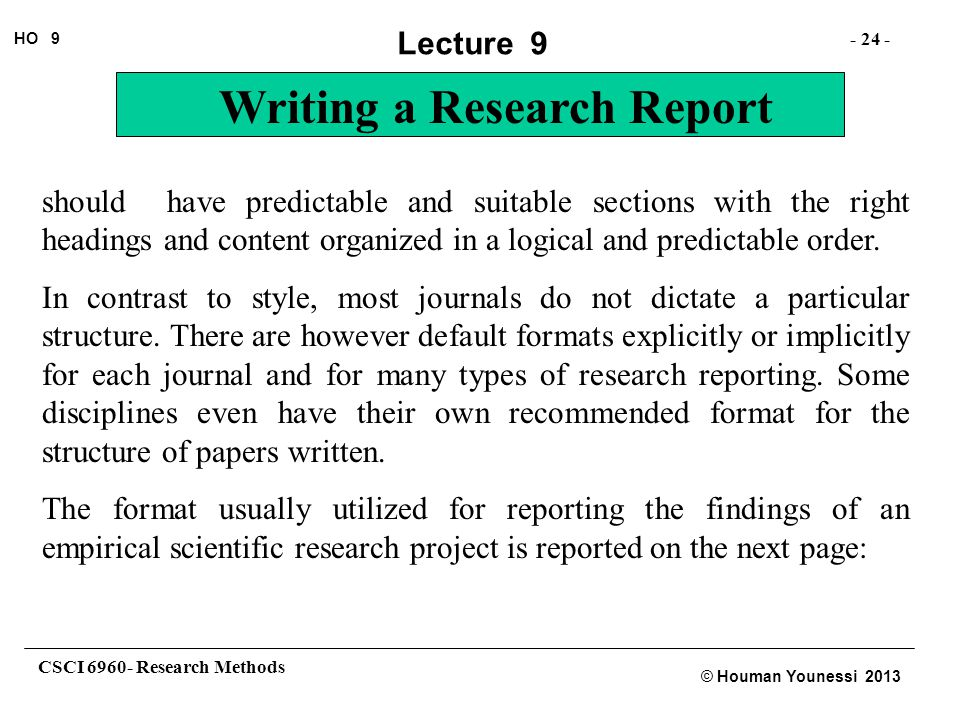 Importance of publishing the findings of your research - ppt video