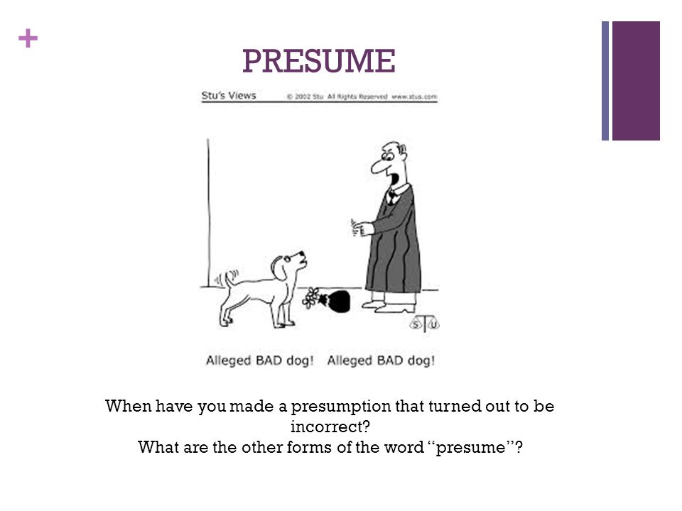 Another Word For Presume Waiter Resume Examples For Letters Job - another word for presume