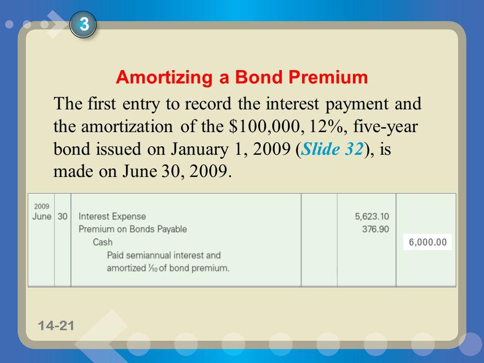 14 Long-Term Liabilities Bonds and Notes - ppt video online download - amortization bonds