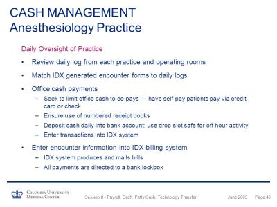 Columbia University Medical Center - ppt download
