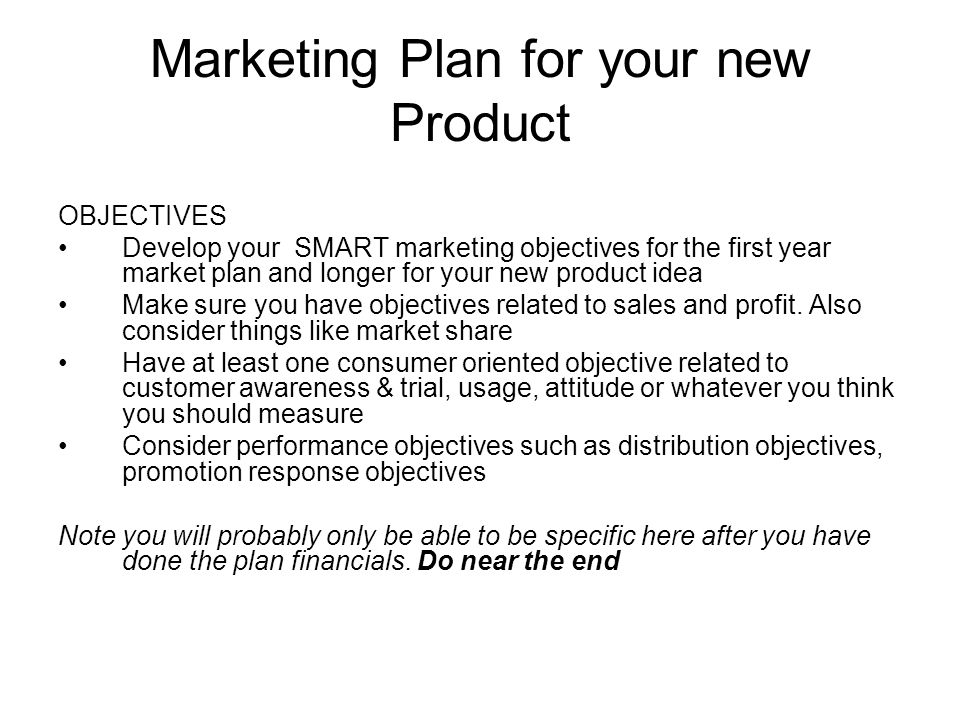 Making Smart Marketing Plan How To Make A Smart Marketing Plan