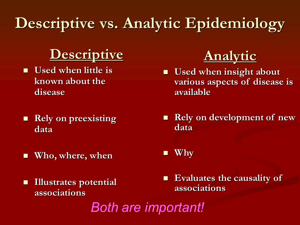 Difference Between Exploratory and Descriptive Research (with