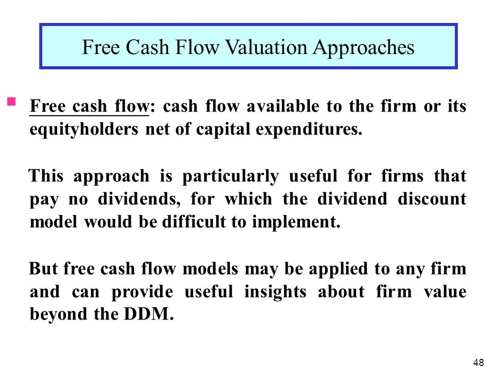 How to Calculate Free Cash Flow to Equity 11 Steps