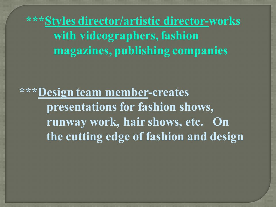 photographer job description samples 8 examples in pdf - hairstylist job description