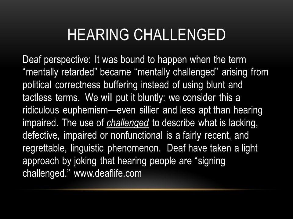 Hearing Challenged kicksneakers