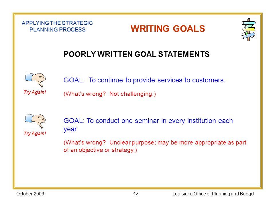 Personal goal statement essay Essay Service