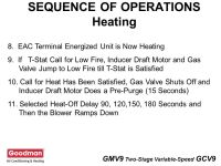 GMV9, and GCV9 TUBULAR GAS FURNACE. - ppt download