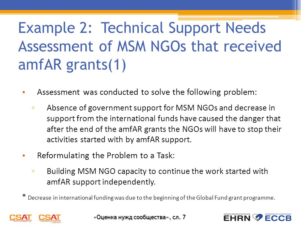 Examples of Community Needs Assessment - ppt video online download - needs assessment example