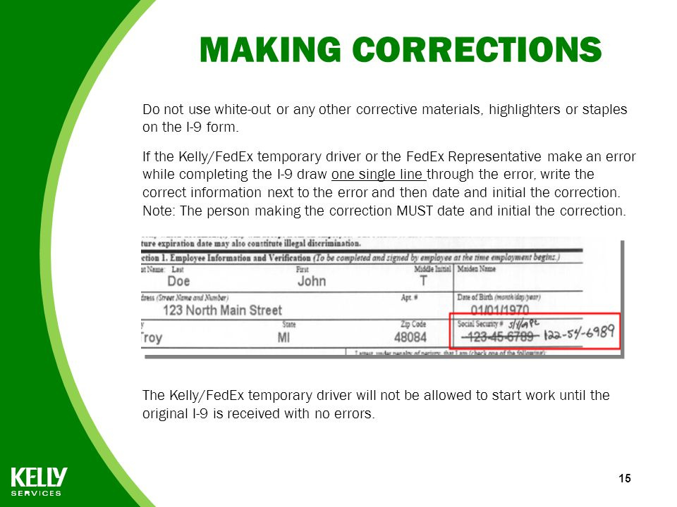 Correctional Services Application Form. form i-9 instructions for ...